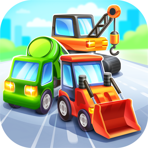 Car game for toddlers kids cars racing games 2.17.0 APKs MOD