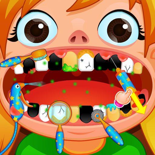 Fun Mouth Doctor Dentist Game 2.64.2 APKs MOD