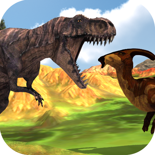 Hungry T-Rex Island Dinosaur Hunt 0.7 APKs MOD