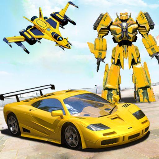 Robot Car Transformation 3D 1.1.18 APKs MOD