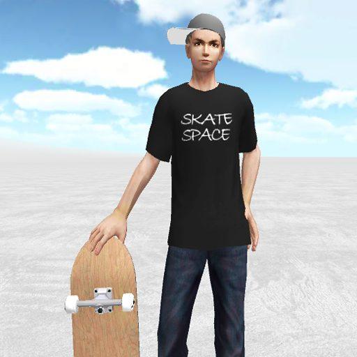 Skate Space 1.441 APKs MOD
